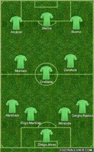 1091732_Dream_Team-1 Once ideal - Jornada 2 - Comunio-Biwenger
