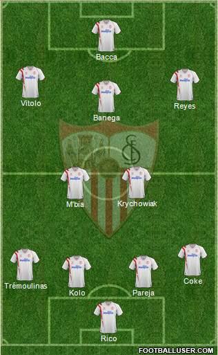 1239959_Sevilla_FC_SAD Posible alineación del Sevilla - Jornada 32 - Comunio-Biwenger