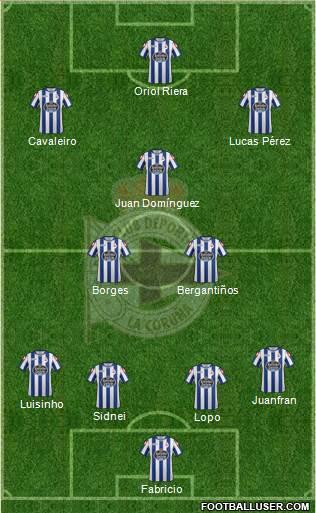 1246771_RC_Deportivo_de_La_Coruna_SAD Posible alineación del Deportivo de la Coruña - Jornada 34 - Comunio-Biwenger