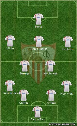 1252292_Sevilla_FC_SAD Posible alineación del Sevilla - Jornada 36 - Comunio-Biwenger