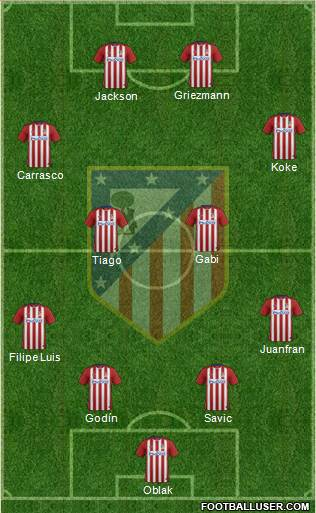 1362604_C_Atletico_Madrid_SAD Posible alineación del Atlético de Madrid - Jornada 11 - Comunio-Biwenger