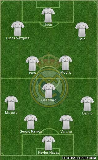 1439119_Real_Madrid_CF Posible alineación del Real Madrid - Jornada 36 - Comunio-Biwenger