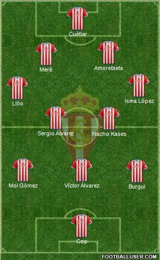 1495986_Real_Sporting_SAD Posible alineación del Sporting de Gijón - Jornada 2 - Comunio-Biwenger