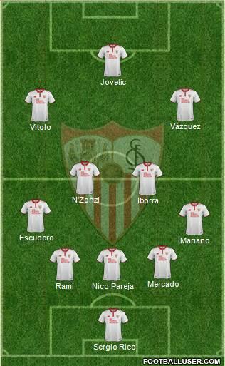 1568036_Sevilla_FC_SAD Posible alineación del Sevilla - Jornada 28 - Comunio-Biwenger