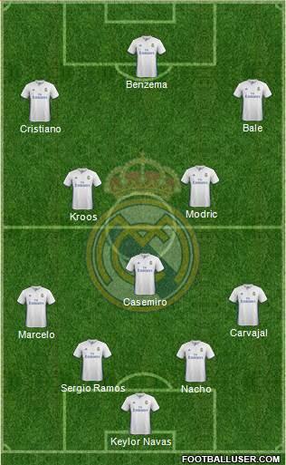 1568706_Real_Madrid_CF Posible alineación del Real Madrid - Jornada 28 - Comunio-Biwenger