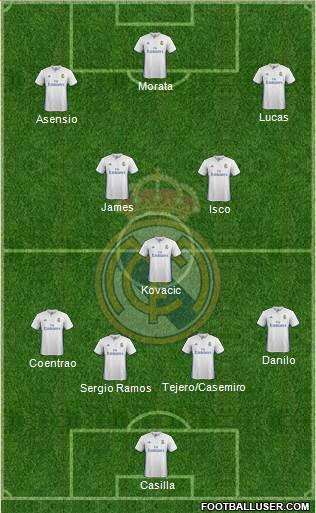 1579208_Real_Madrid_CF Posible alineación del Real Madrid - Jornada 32 - Comunio-Biwenger