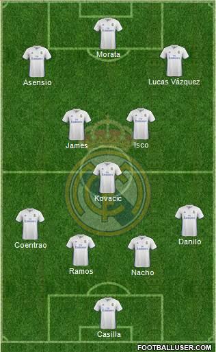 1587845_Real_Madrid_CF Posible alineación del Real Madrid - Jornada 36 - Comunio-Biwenger