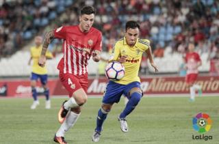 LasPalmasfichajesXimoNavarro-1 Las Palmas ficha a Ximo Navarro - Comunio-Biwenger