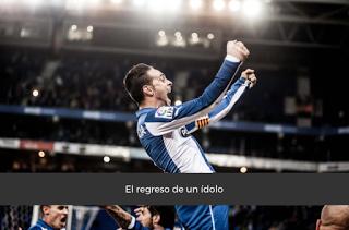 SergioGarciCC81aVuelveAlEspanyol-1 Sergio García vuelve al Espanyol - Comunio-Biwenger