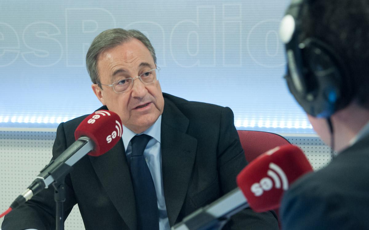 florentinoperez11062013-02-1 Florentino Pérez habla sobre Morata, Theo, Mbappé y James - Comunio-Biwenger