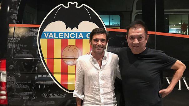 imagen81457d-1 El Valencia valora muy positivamente el encuentro entre Marcelino y Peter Lim - Comunio-Biwenger