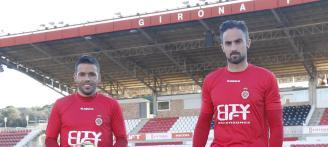 richysanchon-1-1 Felipe Sanchón y Richy se despiden del Girona - Comunio-Biwenger