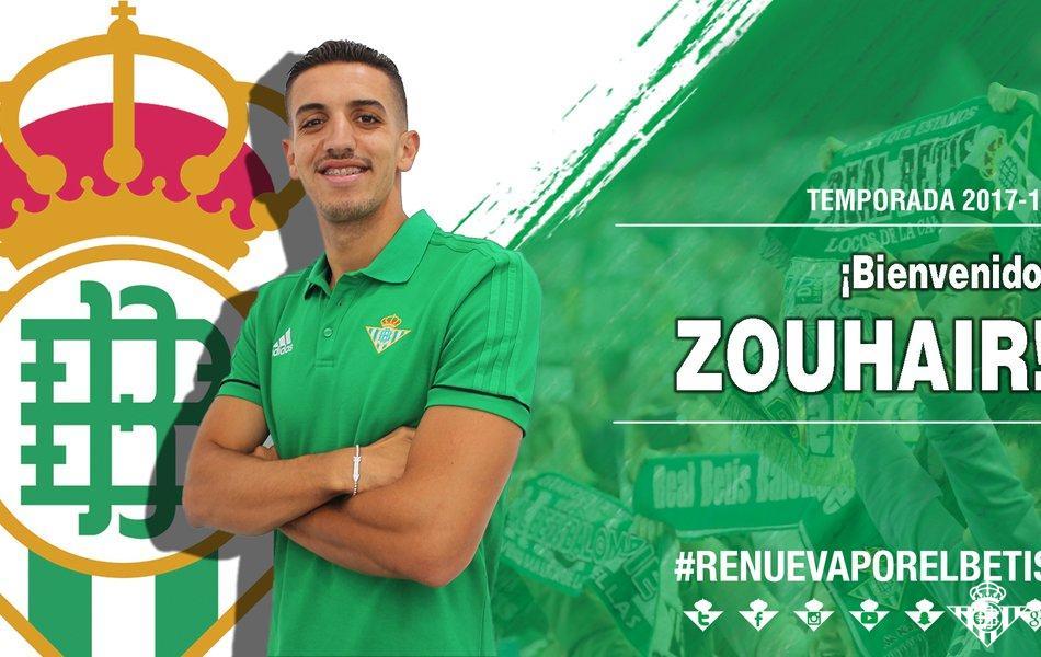 Bienvenido_Zouhair-1.jpg.950x600_q85_crop-center-1 Feddal jugará en el Betis. - Comunio-Biwenger