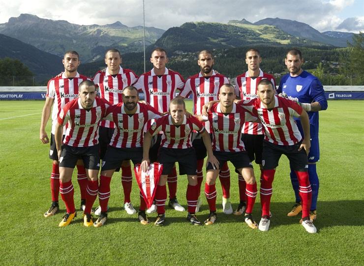 galeria116863-1 El Athletic cae ante el Basel en su primer partido de pretemporada - Comunio-Biwenger