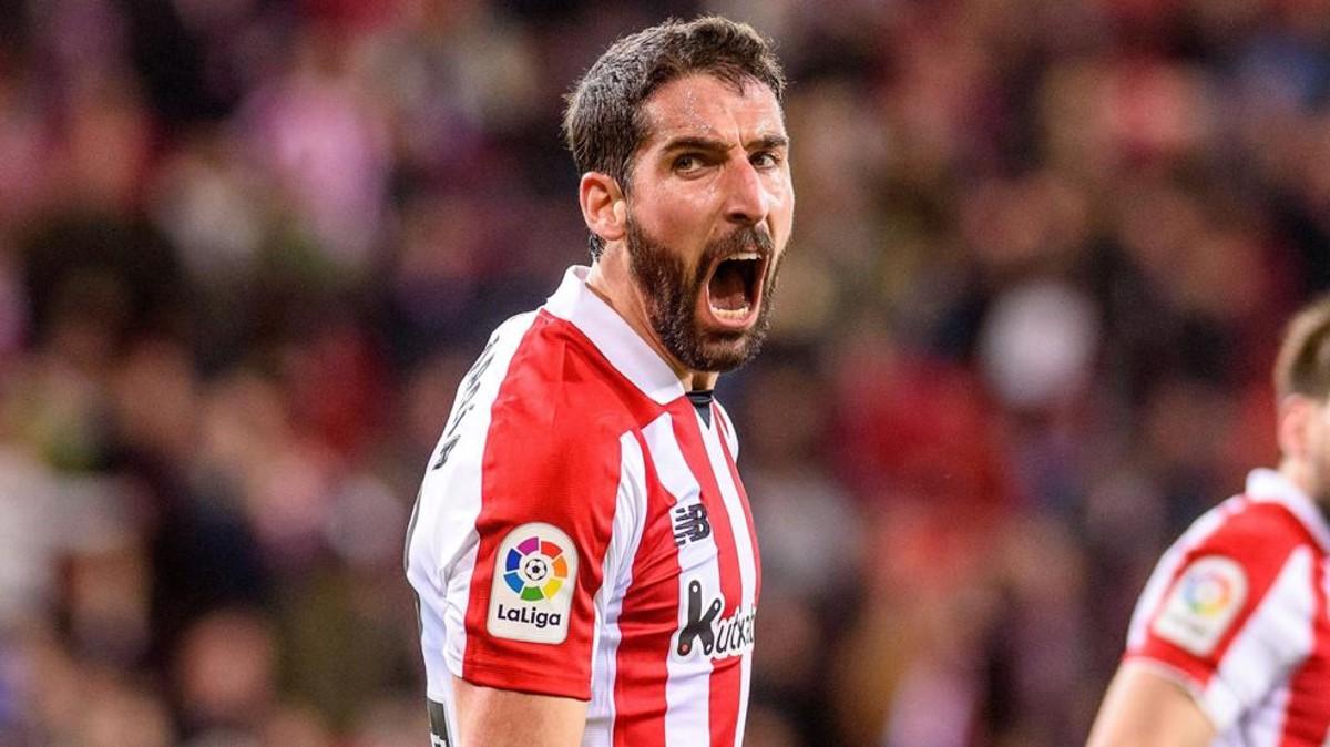 raul-garcia-durante-juego-con-athletic-1525712843613 Raúl García podría estar disponible para el partido ante el Atleti - Comunio-Biwenger