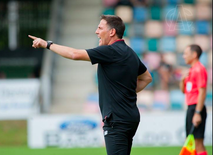Berizzo-Athletic Berizzo ensayó ayer dos onces - Comunio-Biwenger