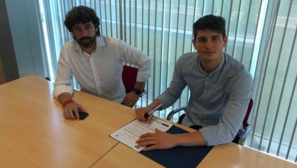 Werner nuevo Fichaje del Huesca