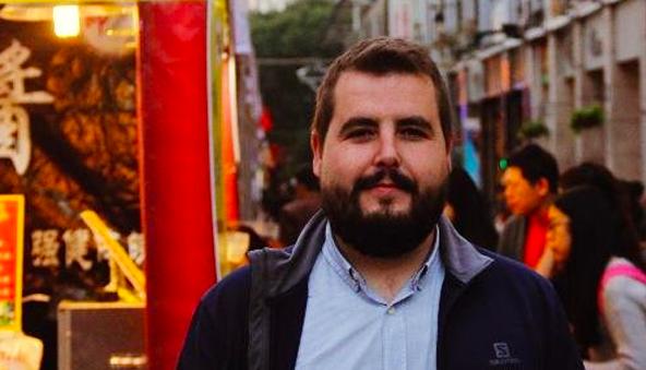IvánMolero-As Entrevista a Iván Molero - Cronista del Espanyol en AS y Biwenger - Comunio-Biwenger
