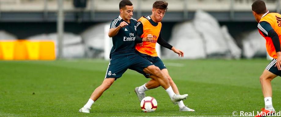 Entrenamiento-Real-Madrid-11 Isco, Carvajal y Benzema siguen trabajando al margen - Comunio-Biwenger